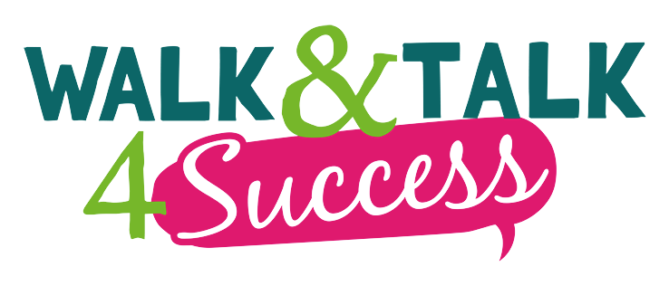 Walk and Talk 4 Success logo