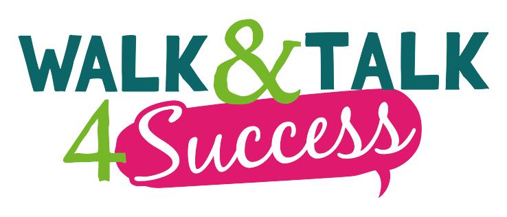 Walk and Talk 4 Success logo